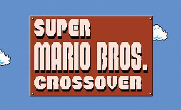Super Mario Bros Crossover (por Jonathan Muriel)