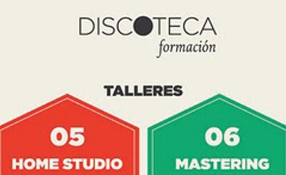 Nuevos talleres en Discoteca