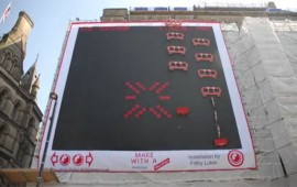 Spaceinvader foto 2