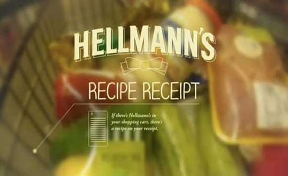 Hellmanns nos da recetas con lo que compramos en el super (por Iohanna Küppers y Pulpo Caivano)
