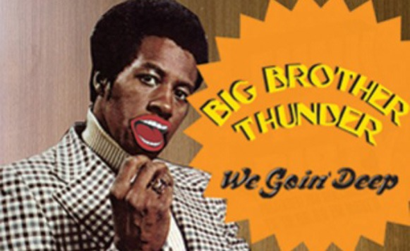 Big Brother Thunder presents We Goin' Deep (El Flying Monkey Records – dj set)