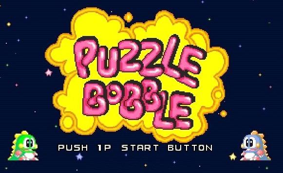 Interfaz mecánica para jugar Puzzle Bobble (por Manuel Cosío)