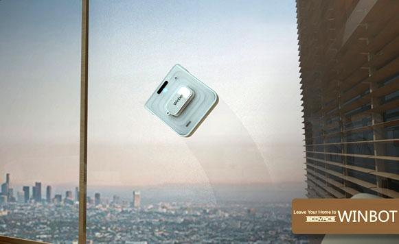 Winbot-El robot limpia ventanas (por Manuel Cosío)