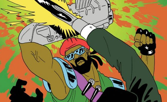 Major Lazer-Lazer strikes back Vol 1 y 2 (Mad Decent – Free DL!)