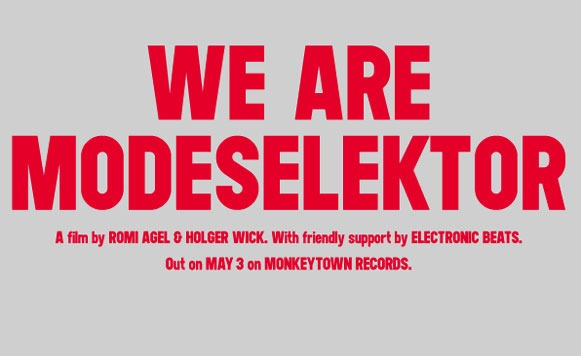 We Are Modeselektor (por Rafa Caivano – documental)