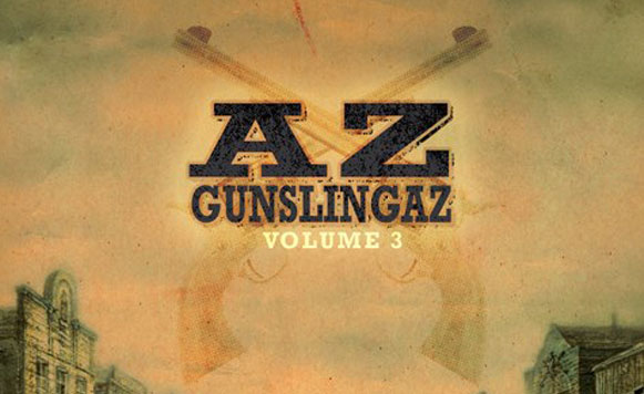 Va-AZ Gunslingaz Vol 3 (El Cuco Recordings – Free DL!)