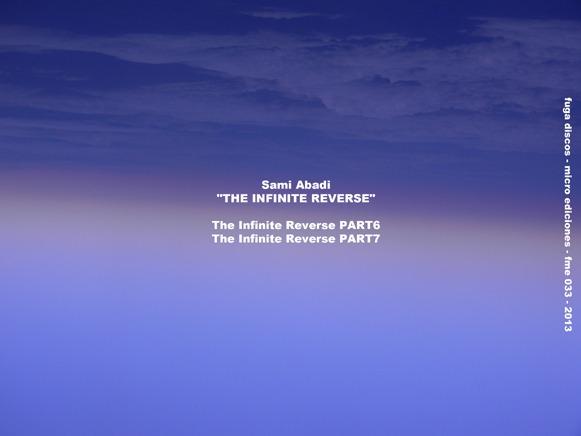 Sami Abadi – The Infinite Reverse