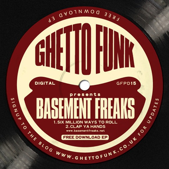 Ghetto Funk Presents Basement Freaks