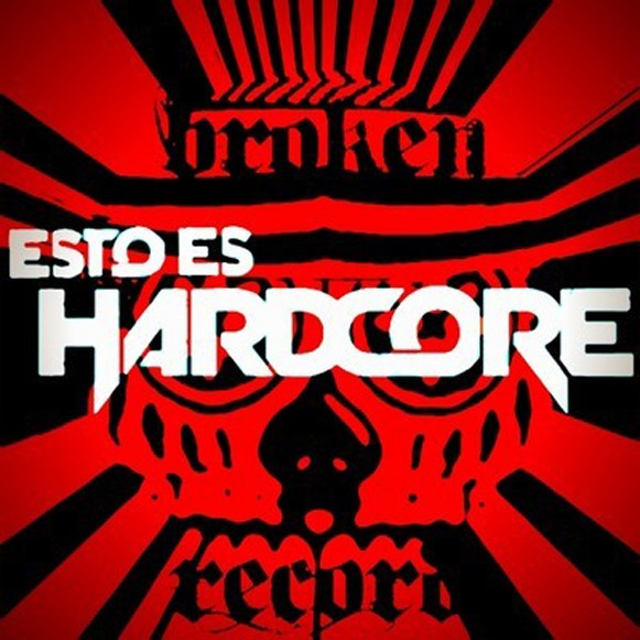 dj broken record esto es hardcore