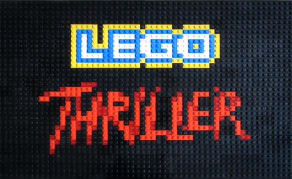 Thriller de Michael Jackson hecho con LEGO