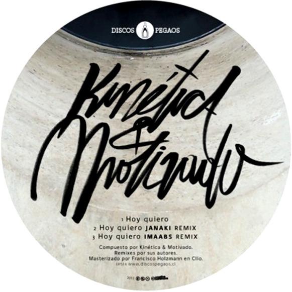 Kinetica and Motivado-Hoy quiero