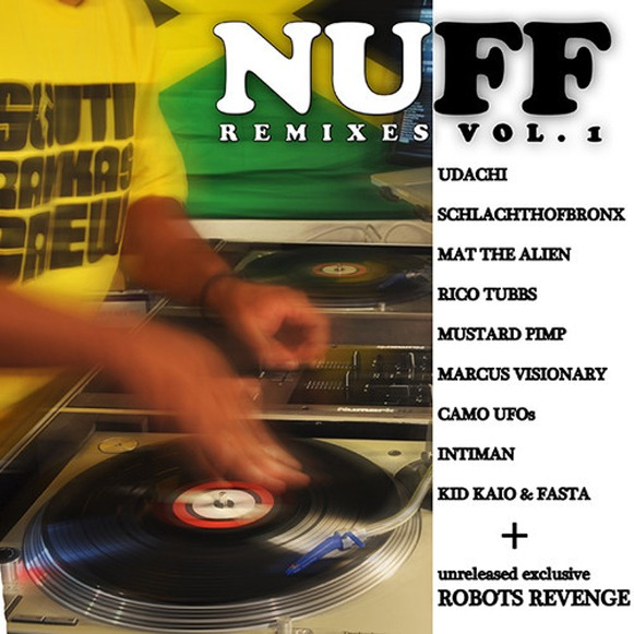 South Rakkas Crew-Nuff Remixes vol 1