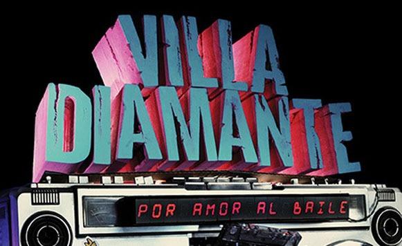 """Villa Diamante-Entrevista exclusiva y lanzamiento de """"Por amor al baile"""" (álbum free DL!)"""