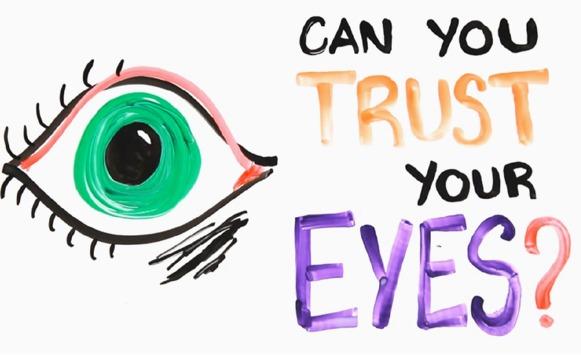 Fantasias visuales-Sobre como el cerebro interpreta lo que vemos