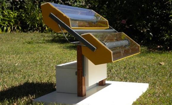 Heladera solar-Ahorro energético al 100% (por Iohanna Küppers)