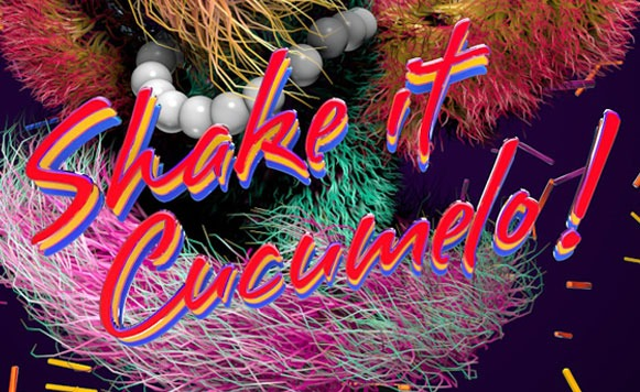 Va-Shake it cucumelo! (Cassette blog 3er aniversario)