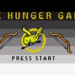 Hunger Games rehecha con estética video game