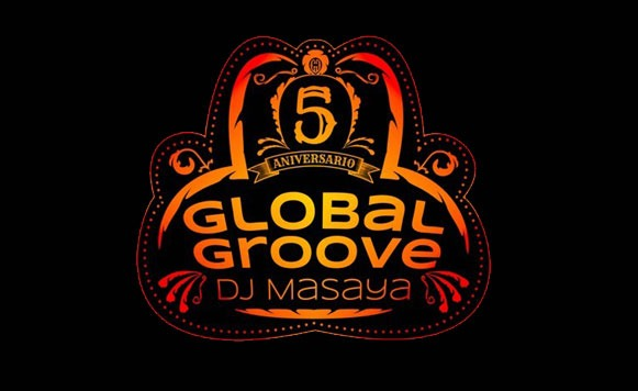 Dj Masaya-Global Groove Dj Set 5th Aniversary (por Gabriel Lumper – Sesión)