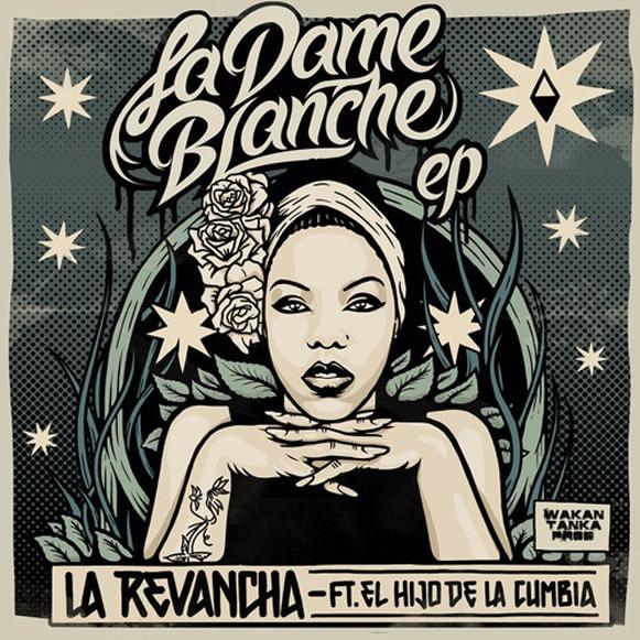 La Dame Blanche-La Dame Blanche Ep 2014