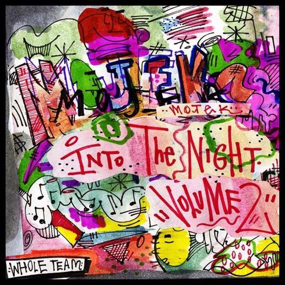 Mojek-Into The Night Vol 2