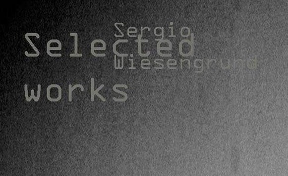 Wiesengrund Project-Selected Works