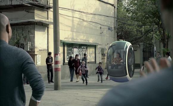 El auto volador del futuro (por Manuel Cosío)