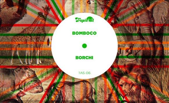 Borchi–Bomboco EP