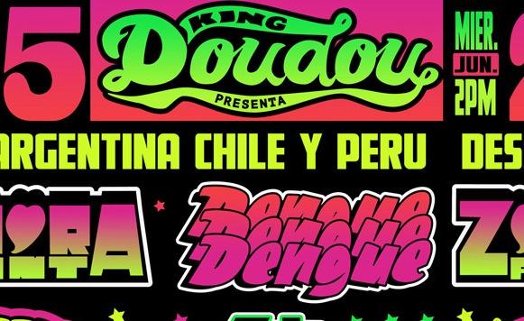 KingDouDou-King Doudou Compilado 1