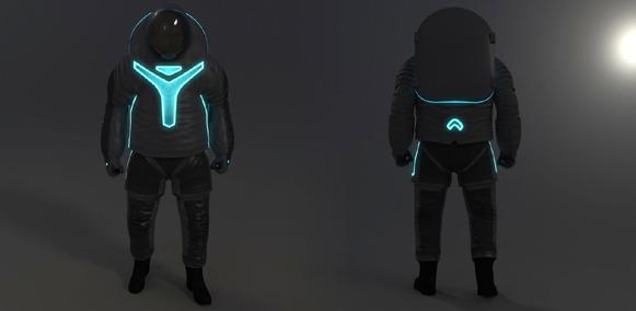 Nuevo traje de la nasa 2