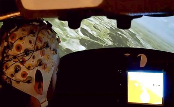 La aeronave que puede ser controlada con la mente (por Manuel Cosío)