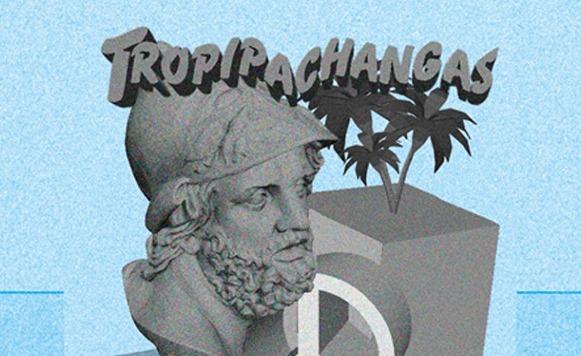 Dany F-Tropipachangas con Dany F Vol 1 (Cocobass Records – free DL!)