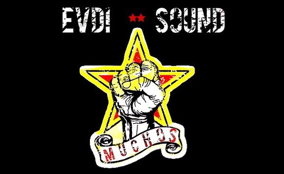 Evdi Sound-Muchos EP (Produced by Happy Colors) (Latino Resiste – free DL!)