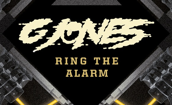 G Jones-Ring The Alarm EP / Move around (Saturate Records – free DL!)