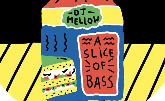 DJ Mellow-A slice of bass EP (Lowup Records – Free DL x tiempo limitado!)