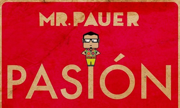 Mr Pauer-Pasión Ft Dama Vicke (por Pablo Borchi – Exclusivos Cassette)
