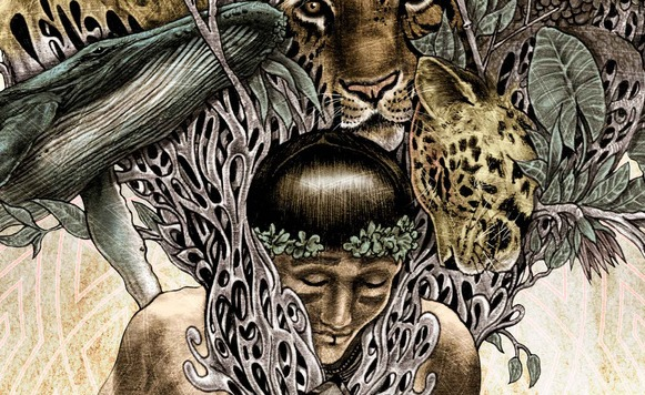 Intiche feat Dubsalon-Intiche en Dub (Por Sandra Pulido – Konn Recordings – Aztec Electronic Music – Folcore Netlabel – Free DL!)
