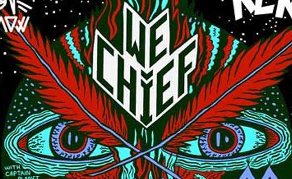 We Chief-BLaZE iT UP Rmxs (por Rodrigo Cardoso aka ASTO O RO – free DL!)