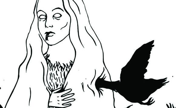 Lia Nadja-Venus (por Angie Ferrero – Mun Discos – name your price)