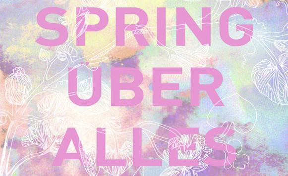 Va-Spring Über Alles Vol 4 (por Andrés Oddone – Neonized Records – free DL!)