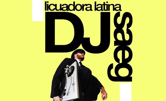 Dj Saeg-Licuadora latina (por The Ghost – Kumbale Records – free DL!)