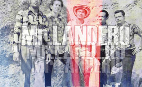 Mr Landero-Sonido Landero EP (por Pablo Borchi – Exclusivos Cassette)