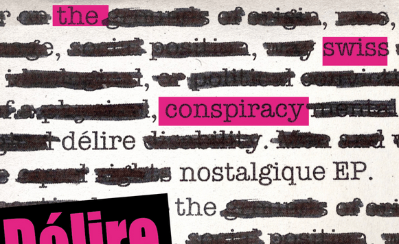 The Swiss Conspiracy-Délire Nostalgique Vol 2 (por Pablo Borchi – track exclusivo free DL!)