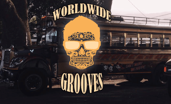 Rod Franco- Worldwide Grooves (Exclusivo Cassette Por Pablo Borchi)