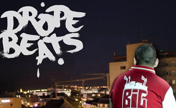 Drope Beats-The Boom Bap EP (por Lucas Alamo – Rimas e Batidas – free DL!)