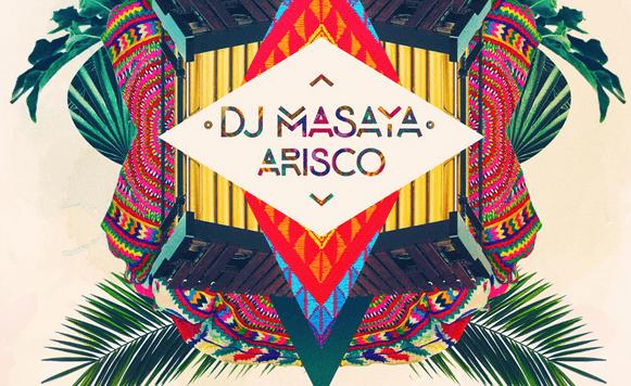 Dj Masaya- Arisco (Exclusivos Cassette Por Pablo Borchi)