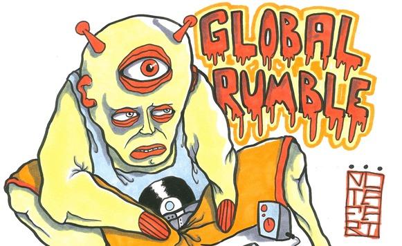 Va-Global rumble (por Andrés Oddone – Molt Records – free DL!)