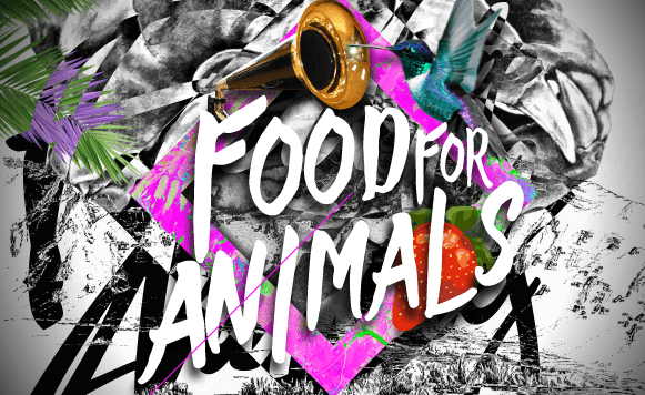 Va-Food for animals (curado por Tropikore – Cassette blog 5to aniversario)