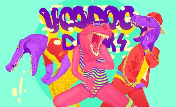 Va -Voodoo drums (curado x Pa Kongal – Cassette blog 5to aniversario)