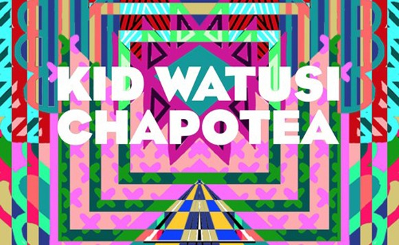 Kid Watusi-Chapotea EP (por Jorge Espinoza aka Chakruna – Chusma Records – free DL!)