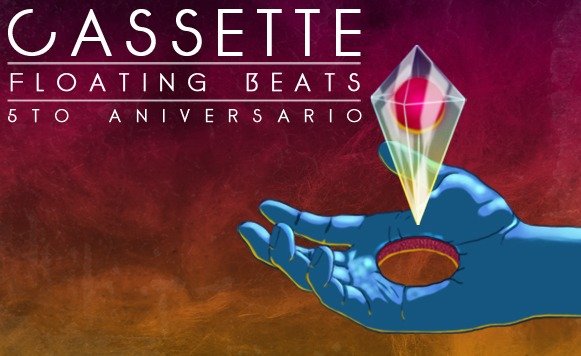 Va-Floating beats (curado x Andres Oddone – Cassette blog 5to aniversario)
